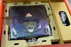 ++ SEGA Dreamcast MAZIORA Limited Edition 500ex. Japan very rare near mint! ++