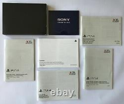 SONY PLAYSTATION 4 20th Anniversary LIMITED EDITION PS4 Console 500 GB Very Rare