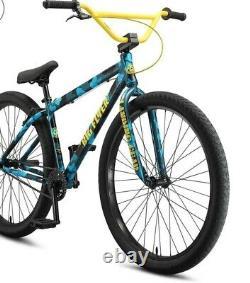 Se Bikes 2021 Big Flyer 29 CAMO City Grounds Limited Edition BMX Very Rare
