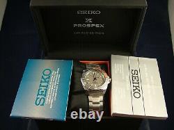 Seiko Prospex Samurai Grey Dawn SRPD03K1 Limited Edition, Very Rare