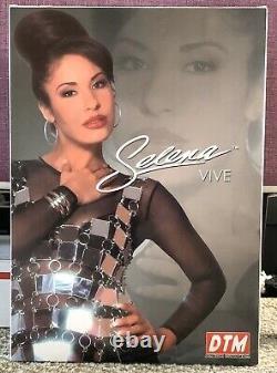 Selena Quintanilla Doll Limited Edition Very Rare Hard To Find Original