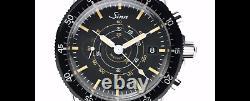Sinn Tachymeter 103 St Ou Limited Edition Eta 7750 Very Rare Chronograph Watch