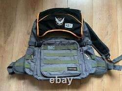 Tom Clancy's The Division 2 original limited Ubisoft promo backpack VERY RARE