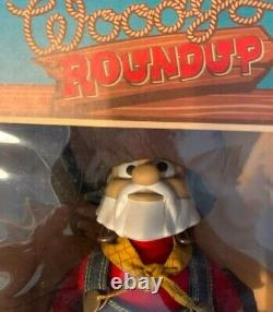 Toy Story Disney Young Epoch Roundup Prospector Very Rare Japan Limited Goods