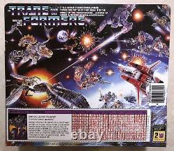 Transformers G1 Decepticon Limited Edition Ce Astrotrain Misb! In USA Very Rare
