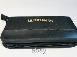 UNIQUE Leatherman Juice COLORS SALES MAN COLLECTION Pouch Limited Very Rare