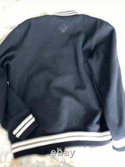 Used Authentic OVO Octobers Very Own Varsity Jacket Drake Limited Super Rare XL