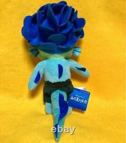 VERY RARE Disney Luca Special Plush doll 2PCS SET Limited to JAPAN 12 30cm #DHL