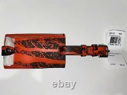 VERY RARE! NWT COACH X KRINK LUGGAGE TAG Craig Costello Art LIMITED ED