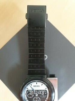 Very RARE RIPLEY Alien Seiko SCE014 Limited Chronograph Watch No 1817/2000