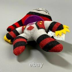 Very Rare 1997 Reala SEGA Nights into dreams Plush doll Keychain limited japan
