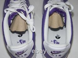 Very Rare 2012 Limited Release New Deadstock Nike Air Force Low Purple Size 11