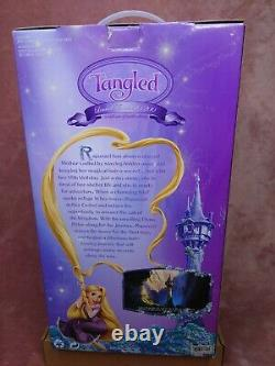 Very Rare Disney Tangled Limited Edition Tower 1 of 1200 Worldwide. 2 Available