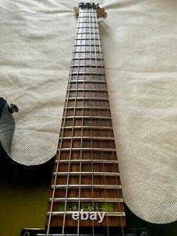 Very Rare! LTD by ESP KH-SE Green Burst Kirk Hammett 400-Limited Guitar 24f