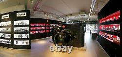 Very Rare Leica Limited Edition Leica M9-p Grey In Military Blue Finish