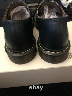 Very Rare Limited Edition Jun Takahashi Undercover X Dr Martens UK7 Navy Blue