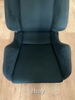 Very Rare Limited Genuine Recaro Seat Sr6 Super Stark Spg Sr4 Sr3 Sr7