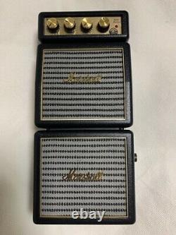 Very Rare! Marshall MS-4 Zakk Wylde Limited Guitar Mini Doom Amp