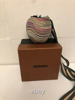 Very Rare, Missoni, Apple Shaped Bag, Limited Edition