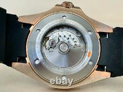 Very Rare OceanX Sharkmaster Bronze M9 LIMITED EDITION Watch with Box & Paper