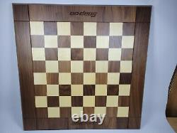 Very Rare Snap-On Tools Limited Edition Drueke Chess Set with Tool Box