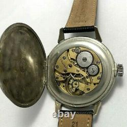 Very Rare Vintage Watch Longines Mariage original swiss 1929s limited