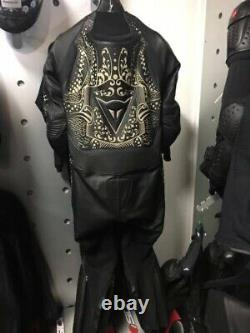 Very RareBrand New Dainese Tattoo Limited Edition Leather Suit