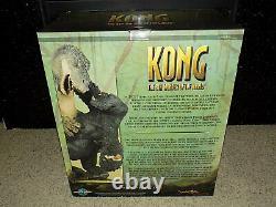 Weta KING KONG vs V-REX Statue Figure Limited Edition Very Rare ARTIST PROOF