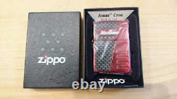 Zippo Lighter Marlboro Racing Team Limited 200 F1 Armor Case VINTAGE Very Rare