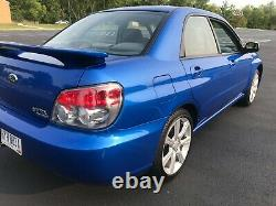 2006 Subaru Wrx Impreza Wrx Limitée