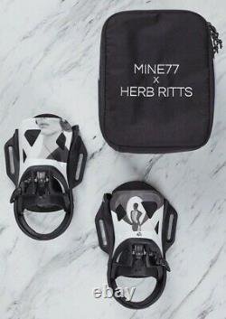 2020 Rare Burton Mine77 X Herb Ritts Est Étape Sur La Liaison Moyenne Très Limitée