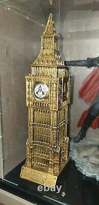 Assassin's Creed Syndicate Big Ben Statue Vip Gift Very Limited Ultra Rare 100