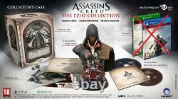 Assassins Creed La Collection Ezio Collectors Edition Limitée & Très Rare