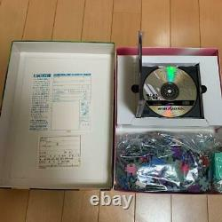 Avancé Variable Geo V. G. Limited Editdion Sega Saturn Très Rare