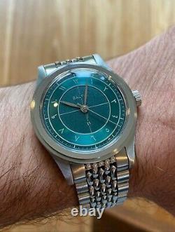 Baltic Perpetuel Limited Edition Watch (1 Sur 71) Très Rare Bnib. Kurono Mori Hms