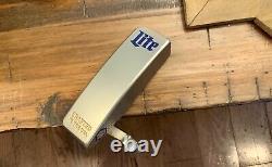 Bettinardi Miller Lite Putter Edition Limitée Bb8-w Avec Couverture Très Rare! Vendu
