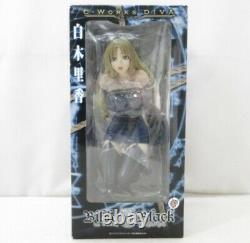 Bible Noir Figure C. Travaux Diva 1/6 Rika Shiraki Très Rare Japan Limited