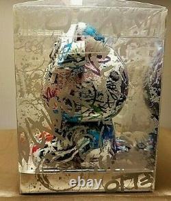 Bonjour Kitty Graffiti 5 Brush Set Holder Very Rare Limited Edition New In Box