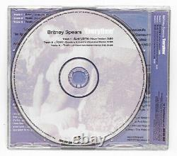 Britney Spears Everytime Thailand Exclusive Promo CD Limited Toxic Trey Rare
