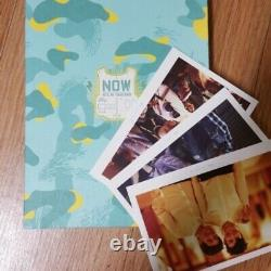 Bts Now 1 In Thailand DVD Full Package Set Kpop Very Limited Rare (dommage)
