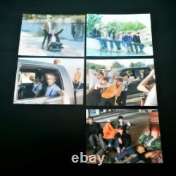 Bts Official Photocard Butterfly Dream Exhibition Limited Very Rare K-pop Goods