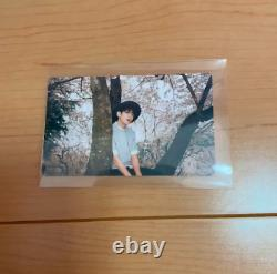 Bts Pt. 1 Japan Limited Photocard Official Very Rare Collection 2