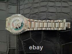 Bulova Accutron Spaceview II Very Rare Watch Comprend Original Box, Tool