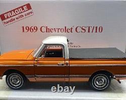 Danbury Mint 1/18 Échelle Chevrolet Cst/10 Pick Up Truck Limited Et Très Rare