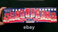 Début De La Gamme 1992 USA Basketball Nba Dream Team Hof Limited Edition Very Rare