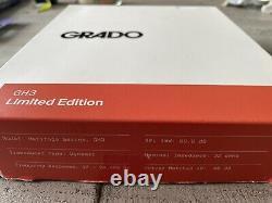 Écouteurs Grado Gh3 Très Rare, Edition Limitée