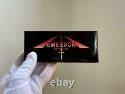 Emerson Commander Bts Special Edition Série #00x Très Rare Édition Limitée