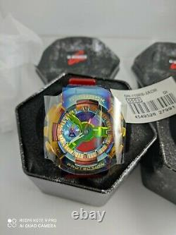 G-shock Full Metal Gm-110rb-2adr Rainbow Limited Edition! Très Rare