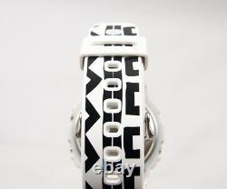 G-shock Stussy Collaboration Dw-5600 2014 Japon Limitée Montre Blanche Très Rare
