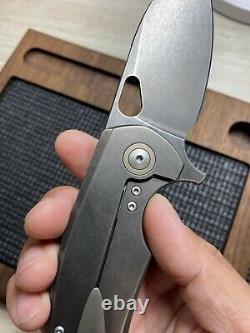 Giantmouse Gmp1 Couteaux Très Rares Giant Mouse Gmp1 Og Limited